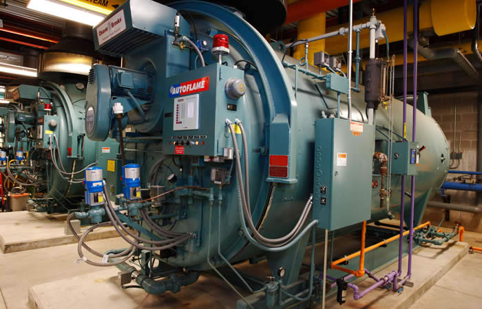 Boiler Water Treatment ~ Gcm water treatment boiler
